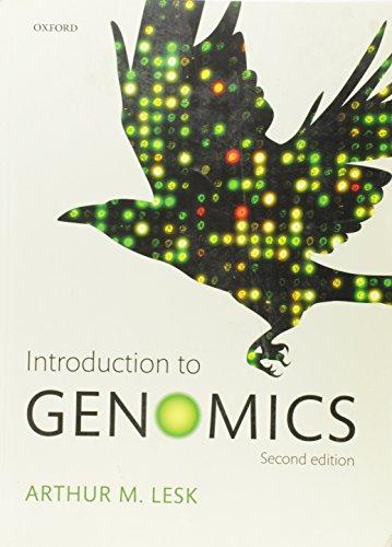 9780199564354: Introduction to Genomics