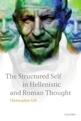 9780199564378: The Structured Self in Hellenistic and Roman Thought