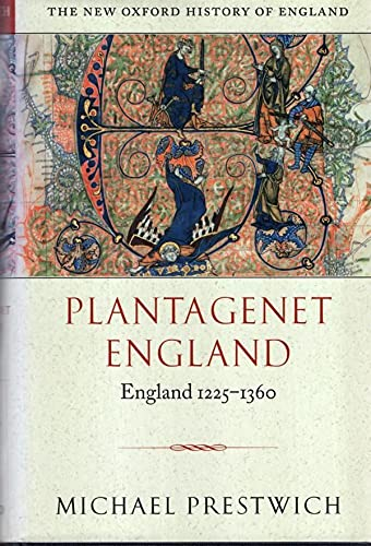 9780199564507: Plantagenet England 1225-1360