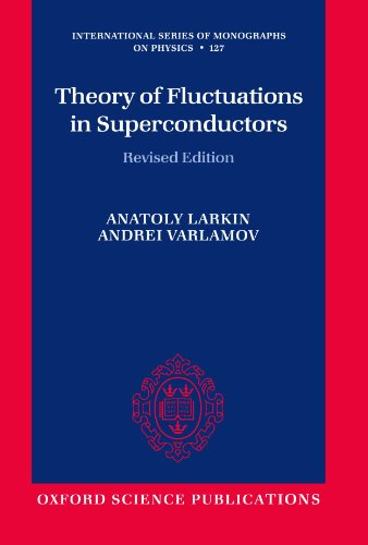 9780199564835: Theory of Fluctuations in Superconductors (International Series of Monographs on Physics)