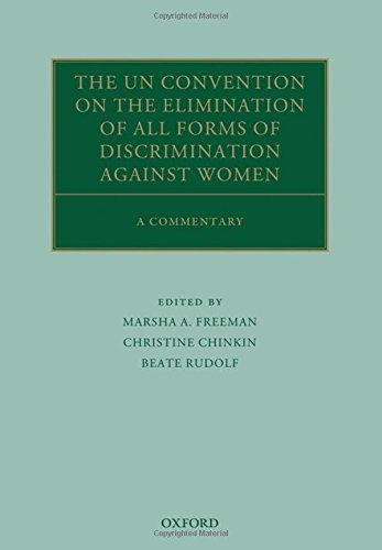 9780199565061: The UN Convention on the Elimination of All Forms of Discrimination Against Women: A Commentary