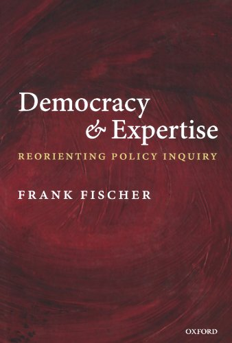 9780199565245: Democracy and Expertise: Reorienting Policy Inquiry