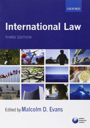 9780199565665: International Law