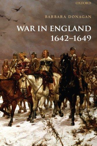 9780199565702: War in England 1642-1649