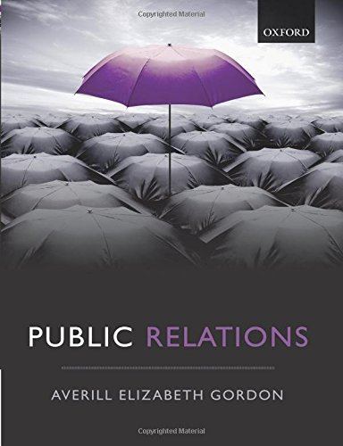 9780199565740: Public Relations