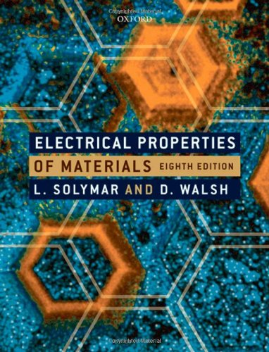 9780199565917: Electrical Properties of Materials