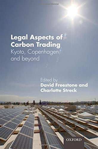 9780199565931: Legal Aspects of Carbon Trading: Kyoto, Copenhagen, and beyond
