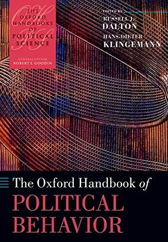 9780199566013: The Oxford Handbook of Political Behavior (Oxford Handbooks of Political Science)