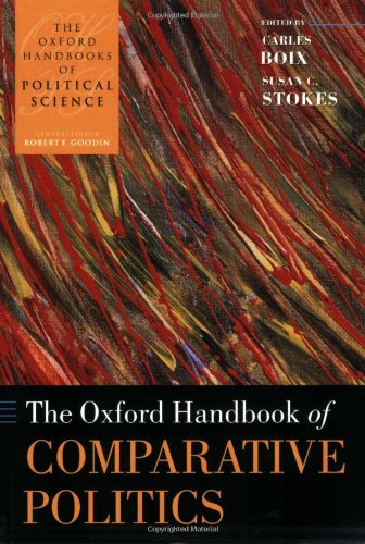9780199566020: The Oxford Handbook of Comparative Politics (Oxford Handbooks of Political Science)