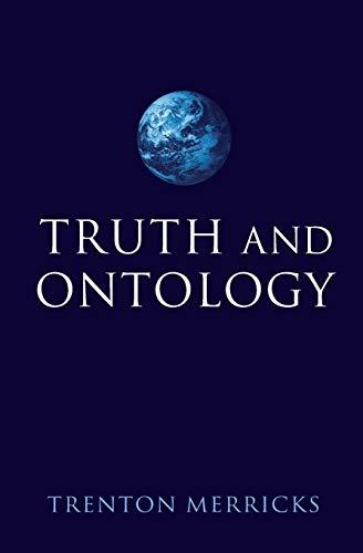 Truth and ontology.: Merricks, Trenton.