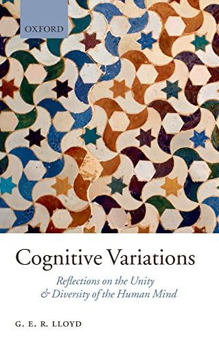9780199566259: Cognitive Variations: Reflections on the Unity and Diversity of the Human Mind