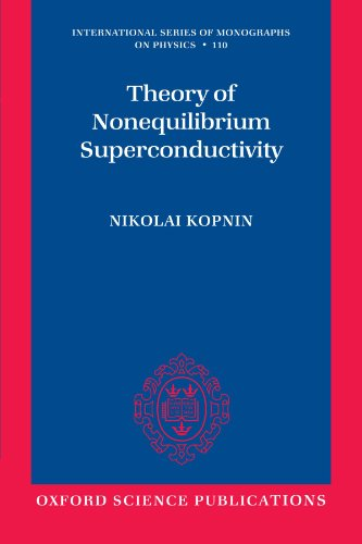 9780199566426: Theory of Nonequilibrium Superconductivity