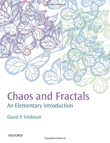 9780199566433: Chaos and Fractals: An Elementary Introduction