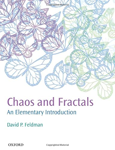 9780199566440: Chaos and Fractals: An Elementary Introduction