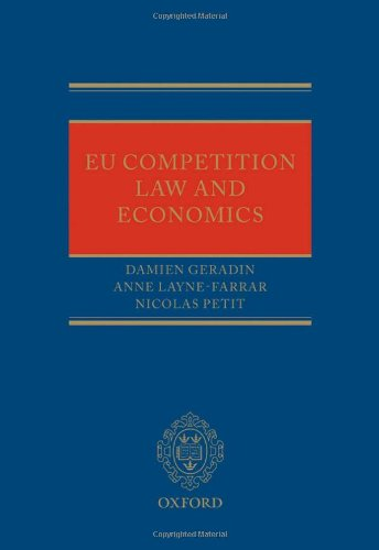 9780199566563: EU Competition Law and Economics