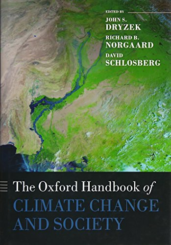 9780199566600: The Oxford Handbook of Climate Change and Society (Oxford Handbooks)