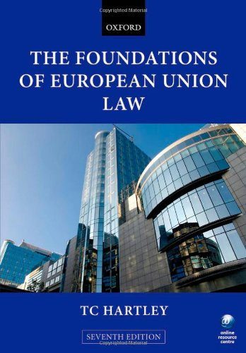 9780199566754: The Foundations of European Union Law