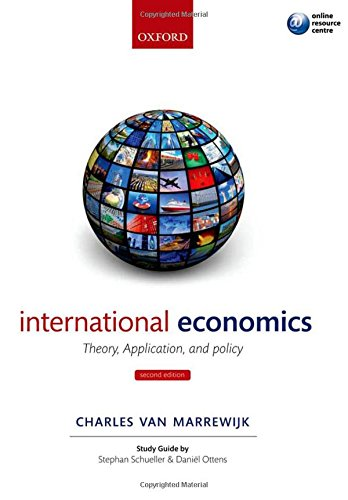 9780199567096: International Economics