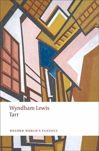 9780199567201: Oxford World's Classics: Tarr (World Classics)