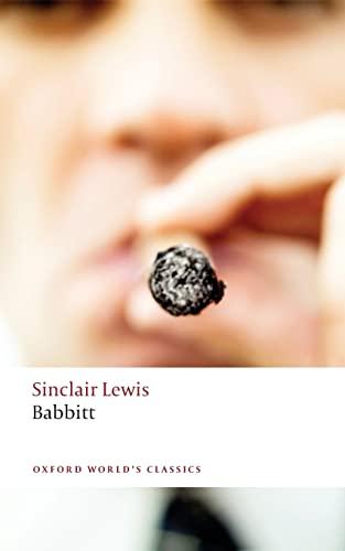 9780199567690: Babbitt (Oxford World's Classics)