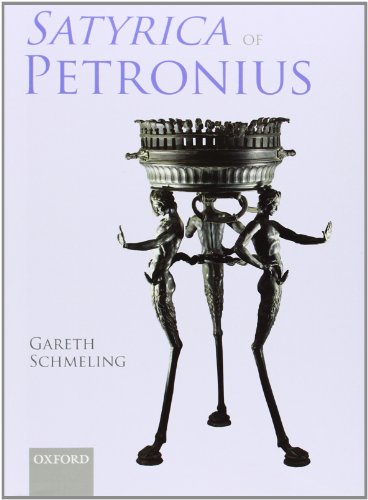 9780199567713: A Commentary on The Satyrica of Petronius