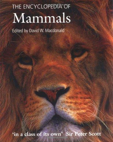9780199567997: The Encyclopedia of Mammals