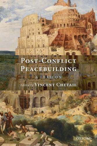 9780199568154: Post-Conflict Peacebuilding: A Lexicon (Oxford Monographs on Medical Genetics)