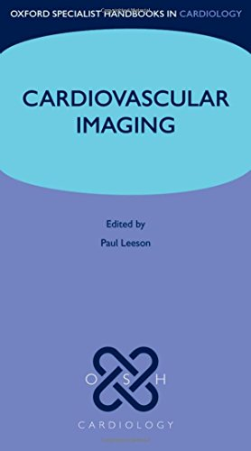 9780199568451: Cardiovascular Imaging (Oxford Specialist Handbooks in Cardiology)