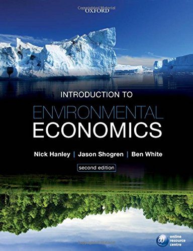 9780199568734: Introduction to Environmental Economics