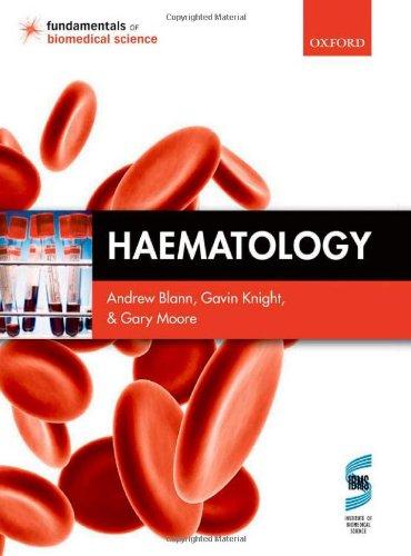 9780199568833: Haematology (Fundamentals of Biomedical Science)