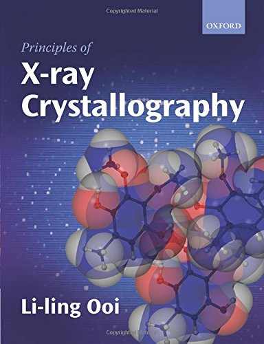 9780199569045: Principles of X-ray Crystallography