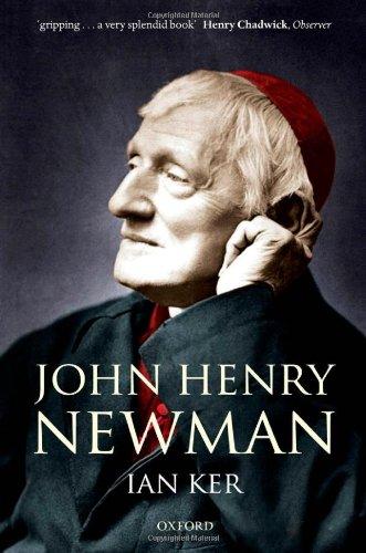 9780199569106: John Henry Newman: A Biography