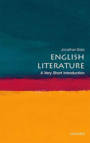 9780199569267: English Literature: A Very Short Introduction