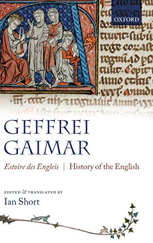 9780199569427: Estoire Des Engleis: History of the English (0)