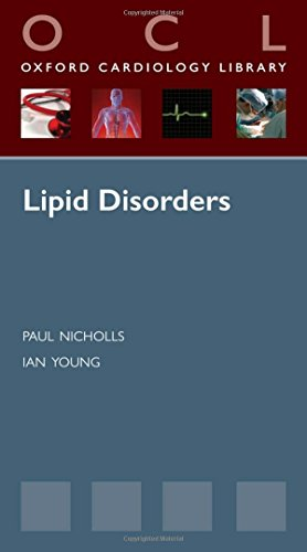 9780199569656: Lipid Disorders (Oxford Cardiology Library)