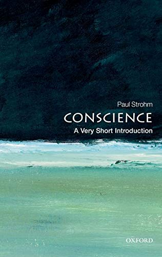 9780199569694: Conscience: A Very Short Introduction
