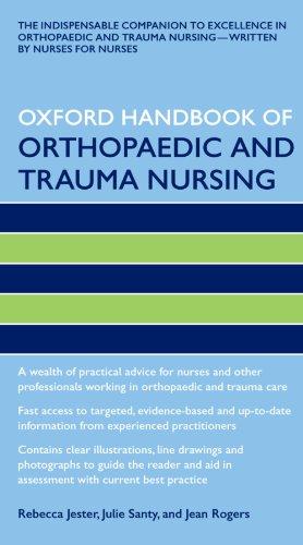 9780199569809: Oxford Handbook of Orthopaedic and Trauma Nursing (Oxford Handbooks in Nursing)