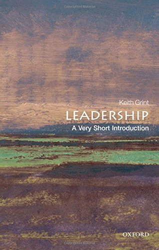 9780199569915: Leadership: A Very Short Introduction