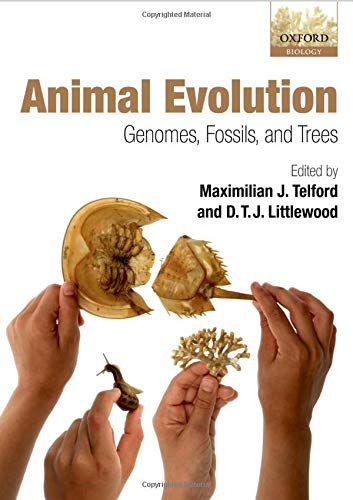 9780199570300: Animal Evolution: Genomes, Fossils, and Trees