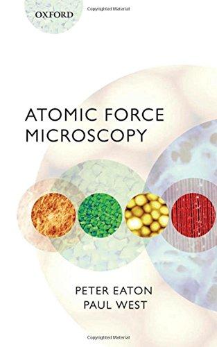 9780199570454: Atomic Force Microscopy