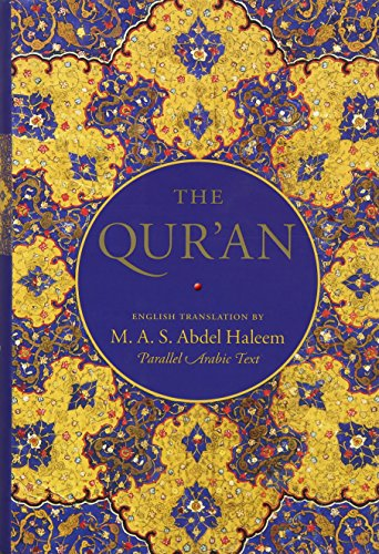 9780199570713: The Qur'an: English translation with parallel Arabic text