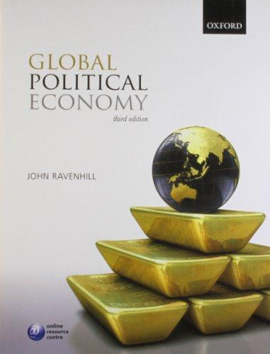 Global Political Economy (0199570817) by John Ravenhill