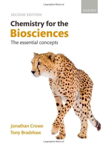 9780199570874: Chemistry for the Biosciences: The Essential Concepts