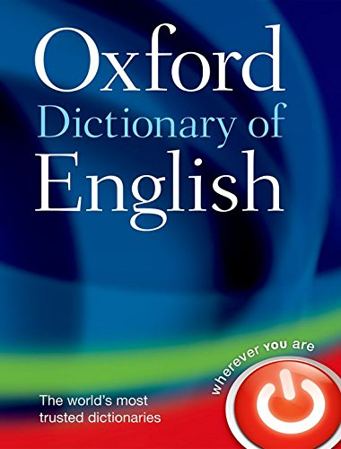 9780199571123: Oxford Dictionary of English