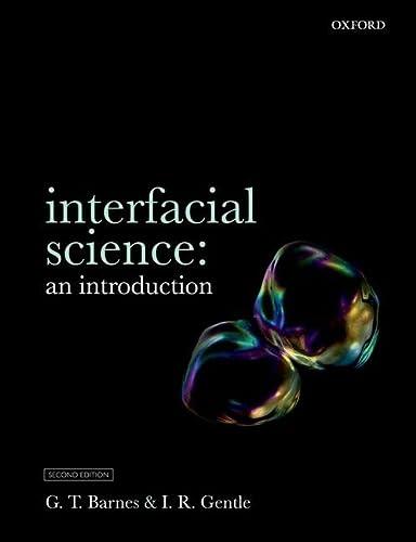 9780199571185: Interfacial Science: An Introduction