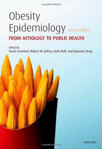 9780199571512: Obesity Epidemiology: From Aetiology to Public Health