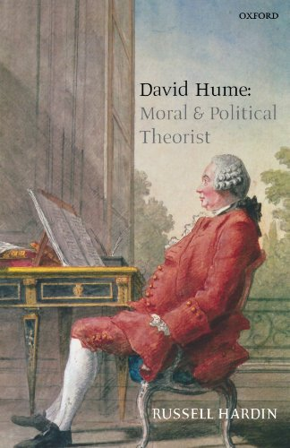 9780199571536: David Hume: Moral and Political Theorist