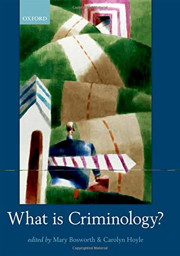 9780199571826: What is Criminology?
