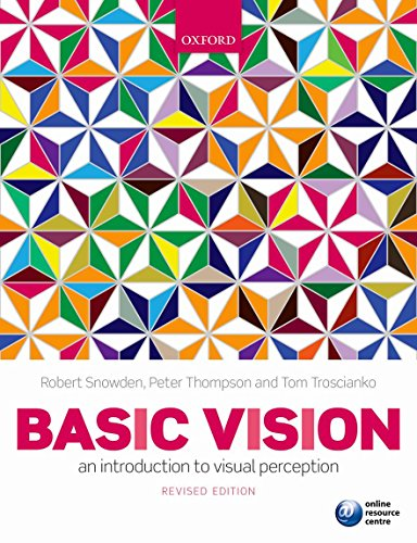 9780199572021: Basic Vision: An Introduction to Visual Perception