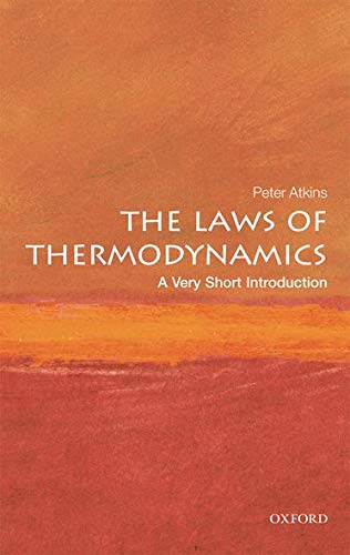 9780199572199: The Laws of Thermodynamics: A Very Short Introduction